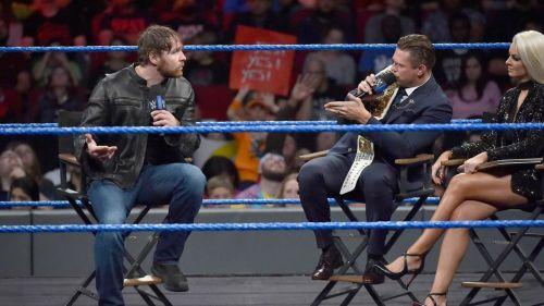 Miz and Ambrose need to be kept apart