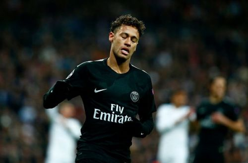 Real Madrid v Paris Saint-Germain - UEFA Champions League Round of 16: First Leg