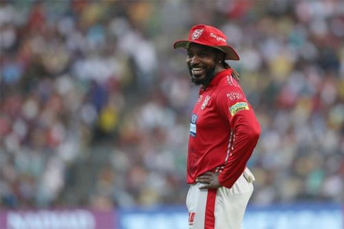 The Gayle-storm has hit the IPL yet again.