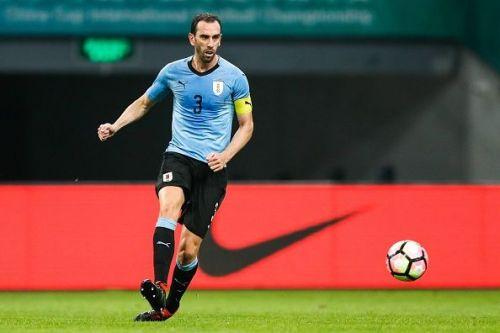 Uruguay v Czech - 2018 China Cup International Football Championship