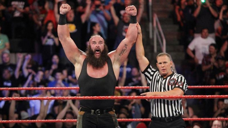 Strowman is a
