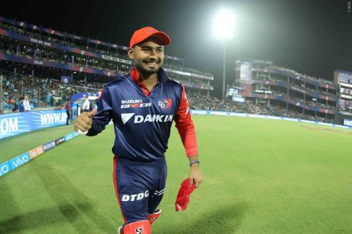 Rishabh Pant ended the league stage of IPL 2018 as the Orange Cap holder
