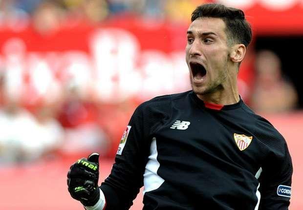 Sergio Rico is Sevilla