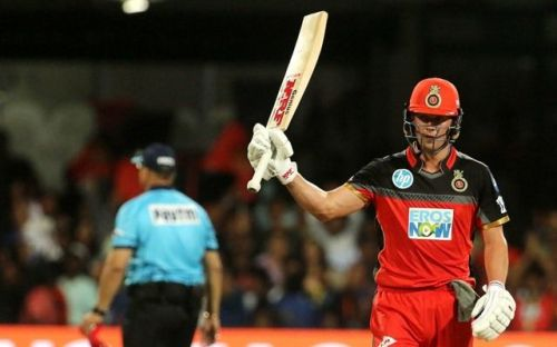 AB de Villiers will return to the playing XI against CSK