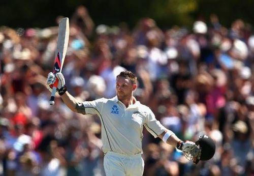 Brendon McCullum retired from international cricket in 2016