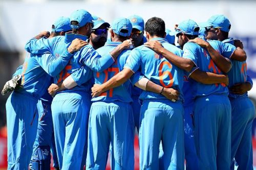 India v United Arab Emirates - 2015 ICC Cricket World Cup