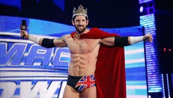 Stuart Bennet didn't like his King Barrett gimmick