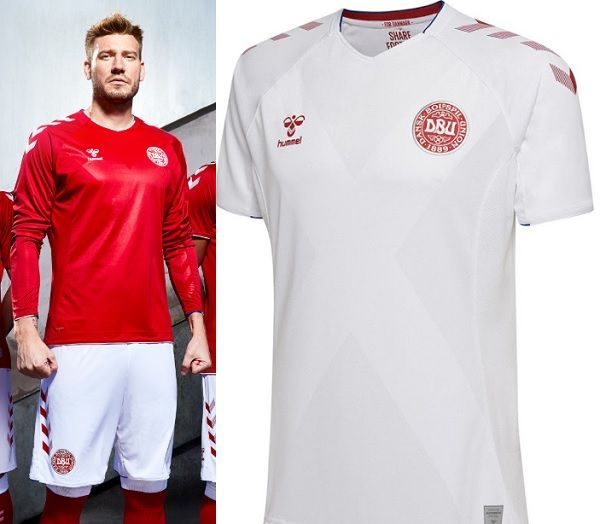quality design 6b259 90199 Page 3 - World Cup 2018 Kits: Home & Away Jerseys of All 32 ...