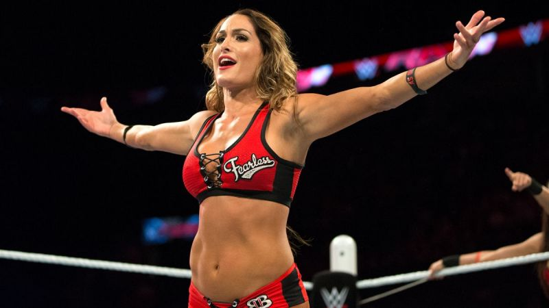 Nikki Bella has two out of two victories at Survivor Series.
