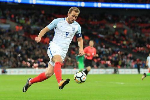 2017 FIFA World Cup Qualifcation England v Slovenia Oct 5th