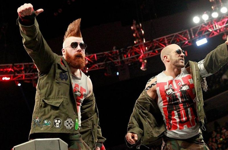 Cesaro and Sheamus both have immense singles potential