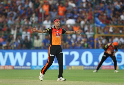 Kaul has been a star for SRH this season