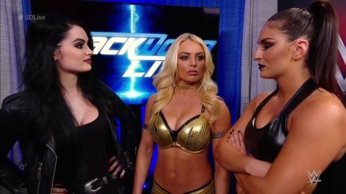 Big things are in store for Mandy Rose