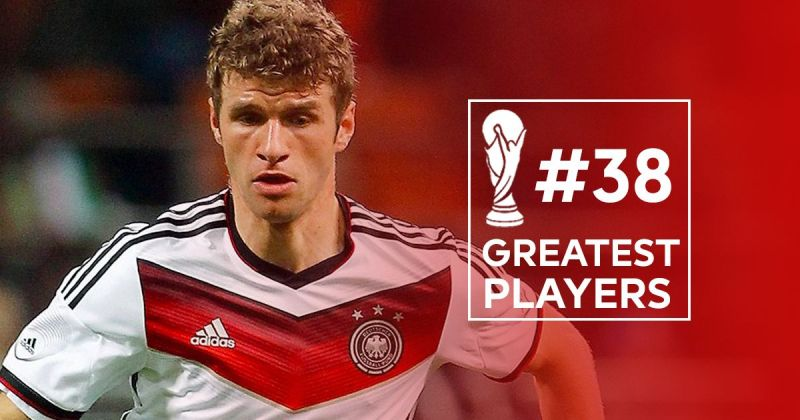 38d29fe14 50 Greatest Players in World Cup History   38 Thomas Müller