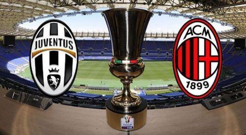 Coppa Italia 2018 final: Juventus vs AC Milan