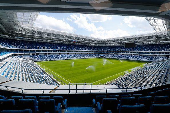 2018 FIFA World Cup venues: Kaliningrad Stadium