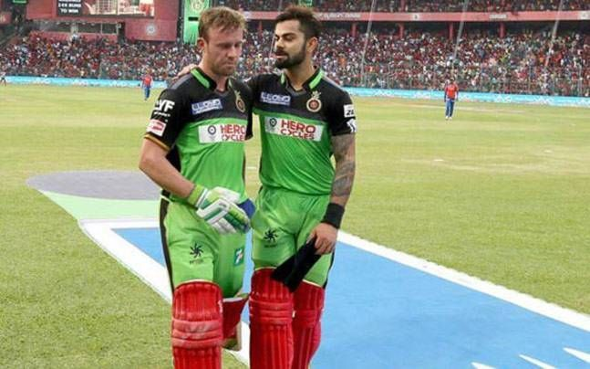 The 229-run partnership between Kohli and De Villiers remains to be the highest partnership in T20 history