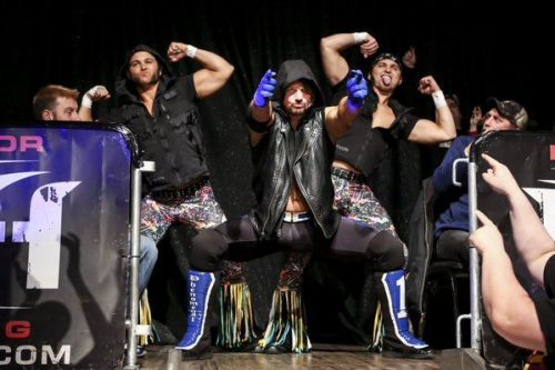 The Bucks have revealed that they'd like to team up with AJ Styles for All In