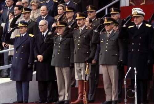 Military Junta: President Videla In Argentina In June, 1978.