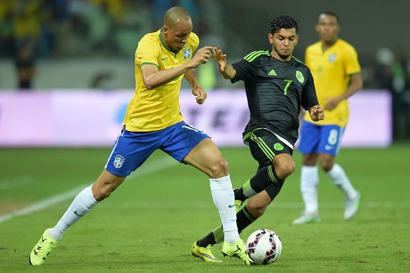 Brazil v Mexico - International Friendly