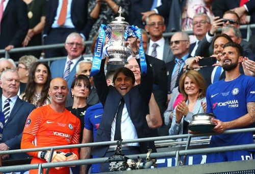 Chelsea 1-0 Manchester United FA Cup final highlights