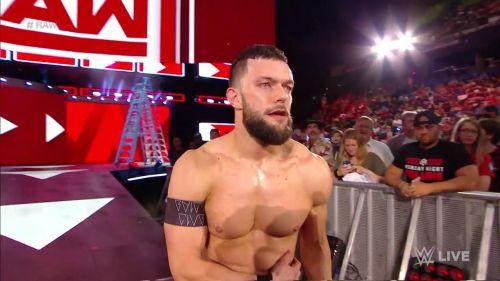 Finn Balor regrets slapping Braun Srowman