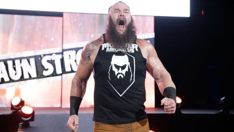 Resultado de imagem para Braun Strowman WWE 2018