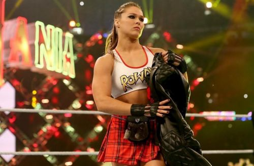 Ronda Rousey may have to face the wrath of The Authority