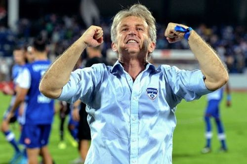 Roca cited personal reasons for not extending his contract with Bengaluru FC
