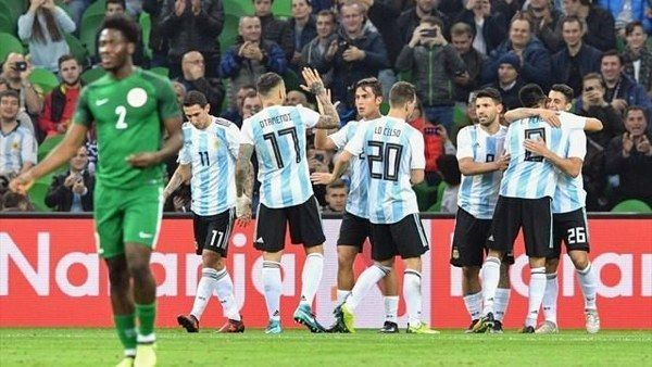 Argentina dropped some big names ahead of the FIFA 2018 World Cup