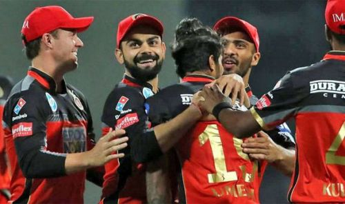 Image result for Royal Challengers Bangalore (RCB) 2018