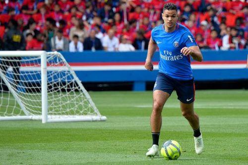 Paris Saint Germain : Training Session At Parc Des Princes