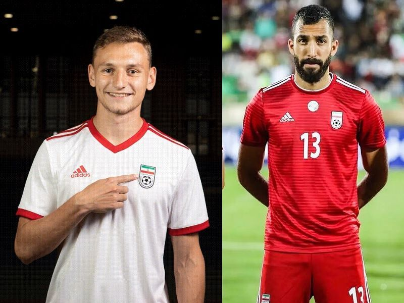 8df73a20d Page 2 - World Cup 2018 Kits: Home & Away Jerseys of All 32 teams
