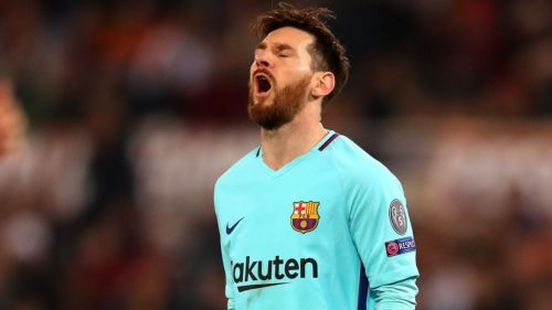 Roma thrashed Barcelona out of the 2017/18 UEFA Champions League