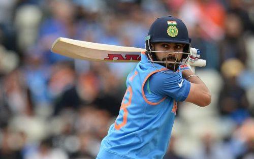Kohli returns to the T20I side
