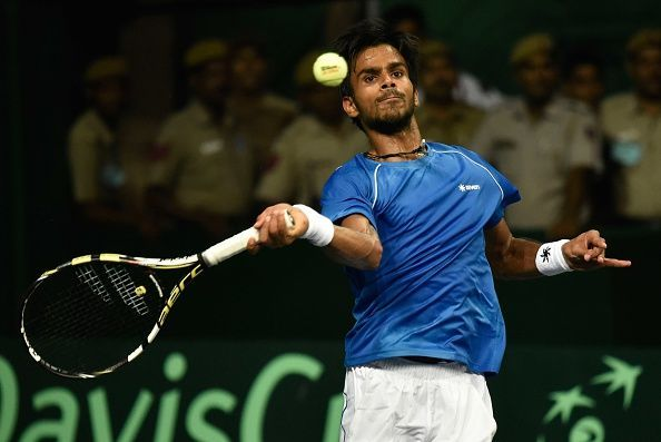Davis Cup Match: India Vs Spain