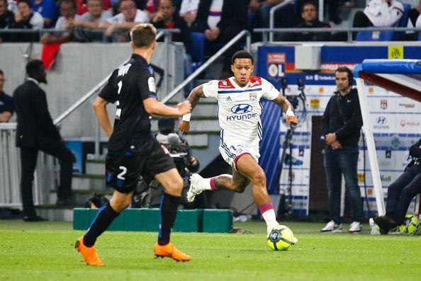 Olympique Lyonnais v OGC Nice - Ligue 1