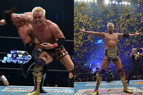 Styles vs Okada- Dominion 7.5