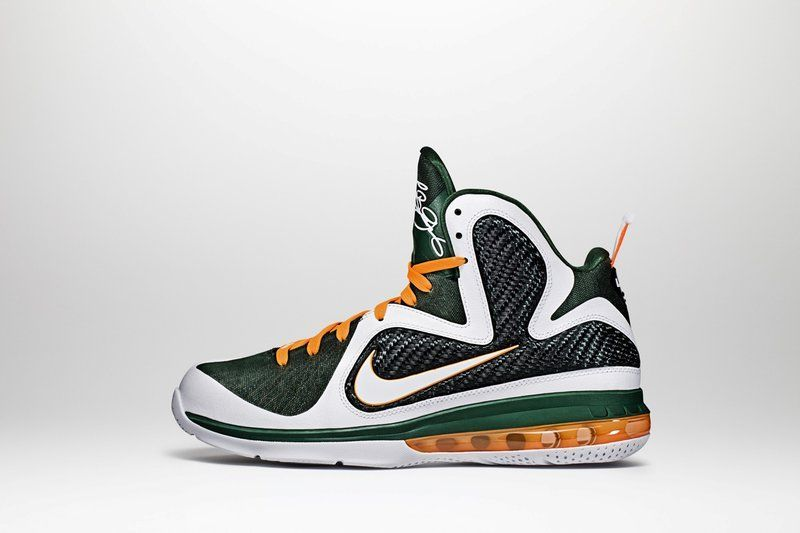 the best attitude dfe17 ce396  9 Nike LeBron IX
