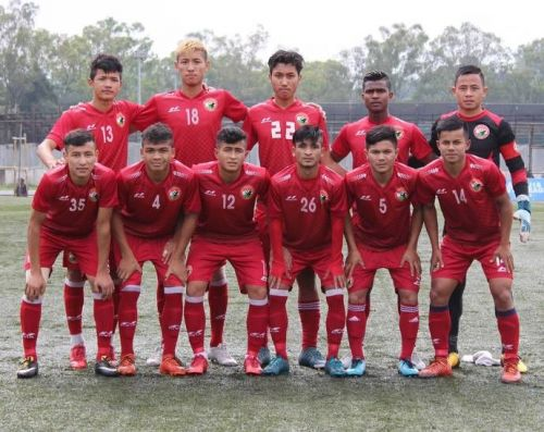 Shillong Lajong dominated large parts of the game in the Final (Image : Twitter)
