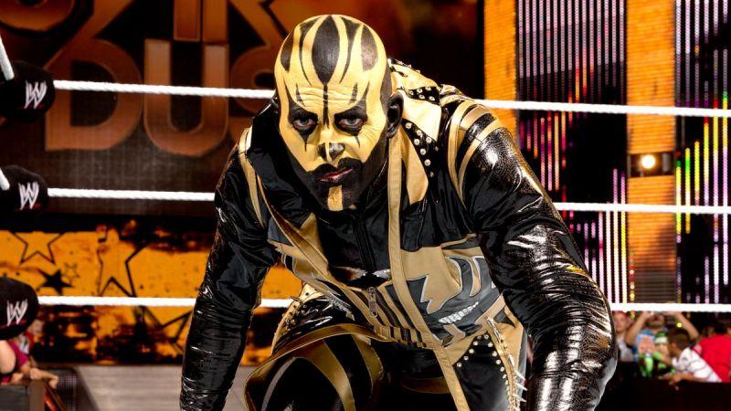 WWE Superstar Goldust