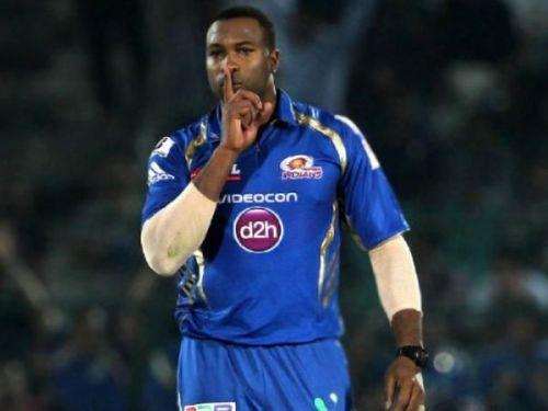 Kieron Pollard IPL