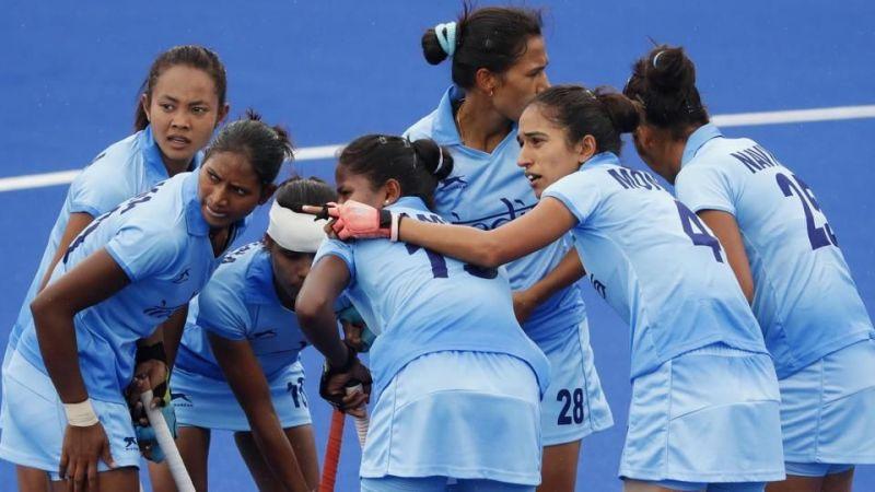 Team India in Women
