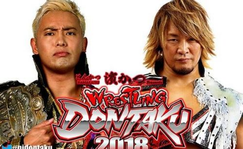 Okada and Tanahashi main evented the evening a gruesome match