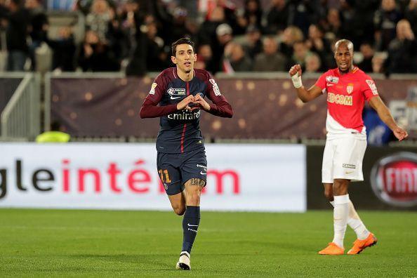 Paris Saint Germain v As Monaco - League Cup Final