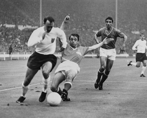 Jimmy Greaves 1966 World Cup