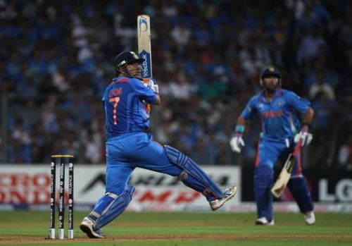 Four times MS Dhoni proved his greatness in ODI Cricket