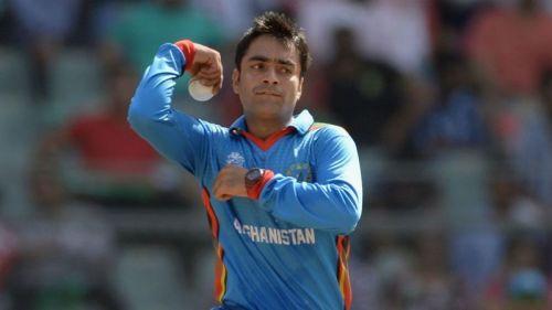 Rashid Khan is part of the 16-man squad