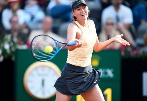TENNIS-ITALY-WTA