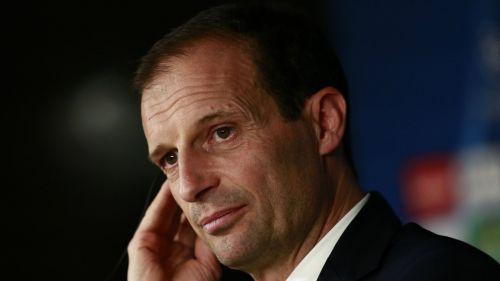 Massimiliano Allegri Juventus Champions League 10042018
